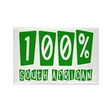 100% South African Rectangle Magnet