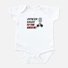 Kaleb - Police Rescue Infant Bodysuit