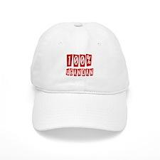 100% Ugandan Baseball Cap