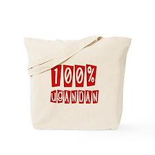 100% Ugandan Tote Bag