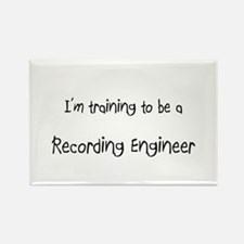 I'm training to be a Recording Engineer Rectangle