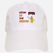 Kevin to the Rescue Baseball Baseball Cap