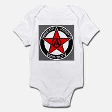 Funny Revolucion Infant Bodysuit