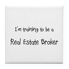 I'm training to be a Real Estate Broker Tile Coast