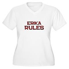 erika rules T-Shirt