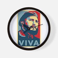 Cool Lenin Wall Clock