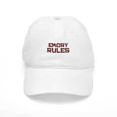 emory rules Baseball Cap