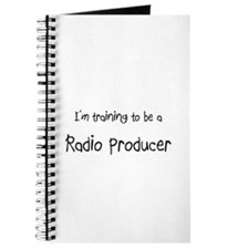 I'm training to be a Radio Producer Journal