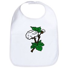 Cotton Plant Bib
