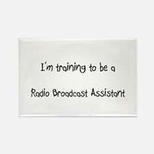I'm training to be a Radio Broadcast Assistant Rec