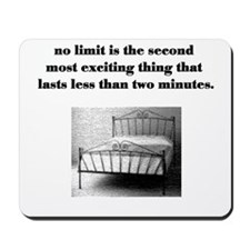 Two Minutes Mousepad