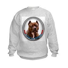 Pitbull Love Sweatshirt