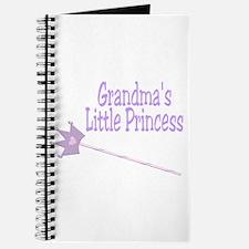 Grandma's Princess Journal