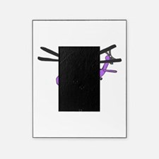 UH-60 Purple.PNG Picture Frame
