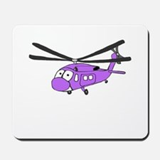 UH-60 Purple.PNG Mousepad