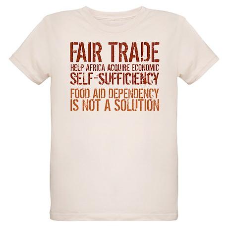 Fair Trade Organic Kids T Shirt Fair Trade T Shirt