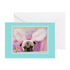 Annie Easter Greeting Card
