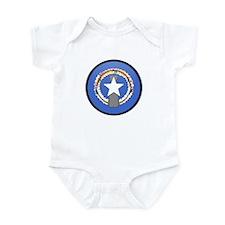 NORTHERN MARIANA Infant Bodysuit