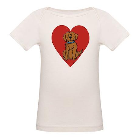 Love Mutt Organic Baby T-Shirt