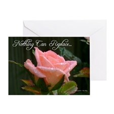 Mother Sympathy Greeting Card