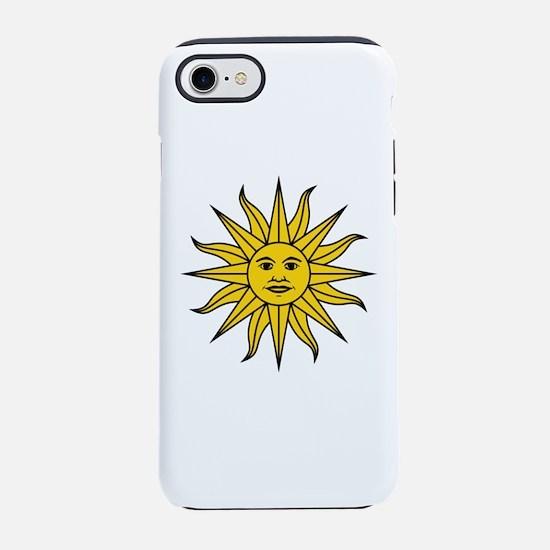 Sun of May iPhone 7 Tough Case