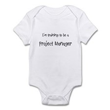 I'm training to be a Project Manager Infant Bodysu
