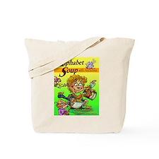 Alphabet Book Design Tote Bag