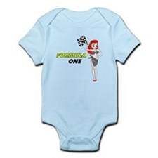 F1 Infant Bodysuit