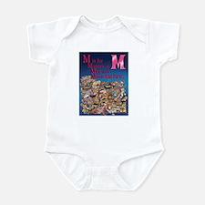 M Infant Bodysuit