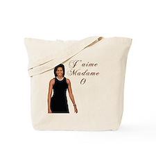 I love Madame O Tote Bag