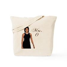 Mrs. Michelle Obama Tote Bag