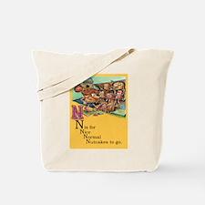 N Tote Bag
