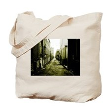 Funny Alley Tote Bag