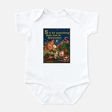 S Infant Bodysuit