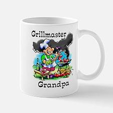 Grillmaster Grandpa Mug