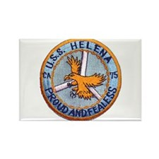 USS HELENA (CA-75) Rectangle Magnet (100 pack)