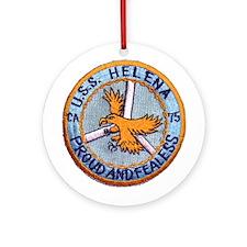 USS HELENA (CA-75) Ornament (Round)