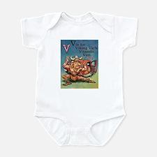 V Infant Bodysuit