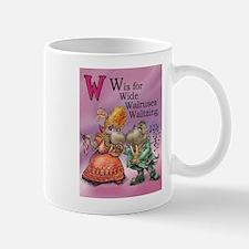 W Mug
