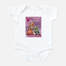 W Infant Bodysuit