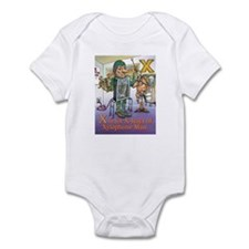 X Infant Bodysuit