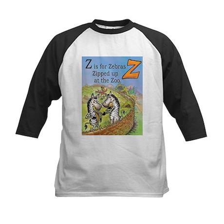 Z Kids Baseball Jersey