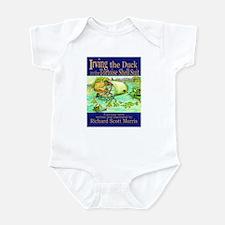 Irving Book Infant Bodysuit
