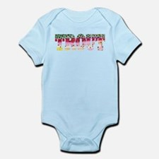 Rainbow TROUT Onesie