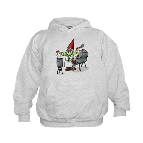 BBQ Gnome Kids Hoodie