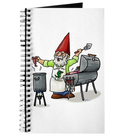 BBQ Gnome Journal