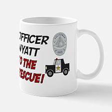 Wyatt - Police Rescue Mug