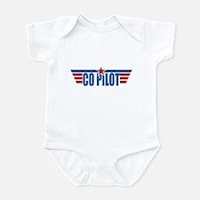 Co Pilot Wings Onesie