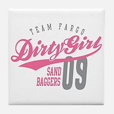 Funny Fargo Tile Coaster