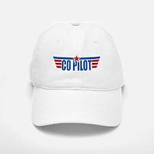 Co Pilot Wings Baseball Baseball Cap
